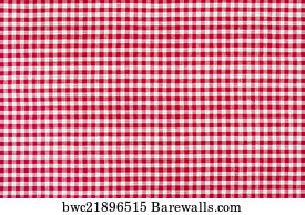 Ordinaire Red And White Checkered Tablecloth