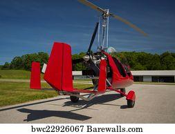 cdn-thumbs barewalls com/red-open-cockpit-autogyro