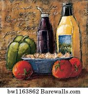 162 811 Rustic Kitchen Posters And Art Prints Barewalls