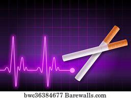 Heartbeat Line Art : Ekg line posters and art prints barewalls