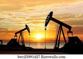 12,580 Drilling rig Posters and Art Prints   Barewalls
