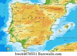 Map Of Spain Navarra.34 Navarra Map Posters And Art Prints Barewalls