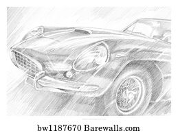 Sports Cars Posters And Art Prints Barewalls - Sports cars posters