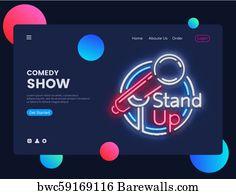 107 Standup Comedian Posters And Art Prints Barewalls