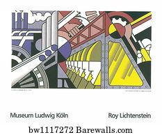 50 Roy lichtenstein Posters and Art Prints | Barewalls