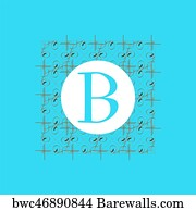 3,853 Feminine monogram Posters and Art Prints | Barewalls