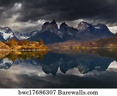 516 Lake pehoe Posters and Art Prints | Barewalls