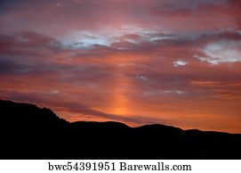 87 sandia mountains posters and art prints barewalls sandia mountains art print poster sunrise over the sandia mountains sciox Choice Image