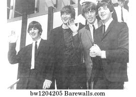 Beatles Art Print Poster