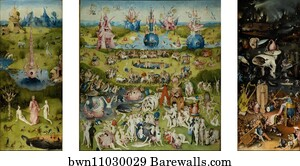 14 Hieronymus bosch Posters and Art Prints