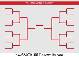178 Tournament bracket Posters and Art Prints | Barewalls