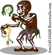158 Voodoo doctor Posters and Art Prints | Barewalls