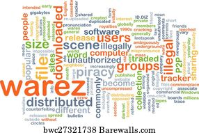 119 Warez Posters and Art Prints   Barewalls