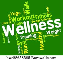 health and wellness words