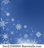 winter christmas new year template for card