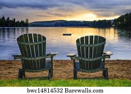 https://cdn-thumbs.barewalls.com/wooden-chairs-at-sunset-on-beach_bwc14814532.jpg
