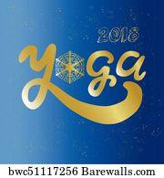Yoga Nidra Art Print Poster