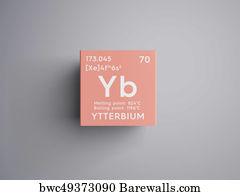61 periodic table of the elements ytterbium posters and art prints periodic table of the elements ytterbium art print poster ytterbium lanthanoids chemical element urtaz Choice Image